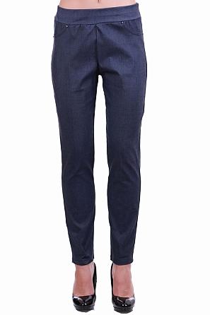 Елегантен еластичен дамски панталон 8144