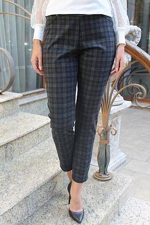 Зимен дамски панталон на карета 8824