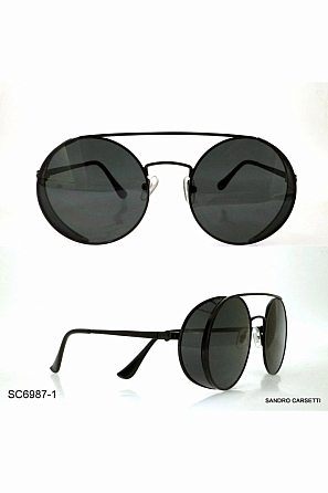 Дамски слънчеви очила Sandro Carsetti SC6987-1 с подарък луксозен калъф