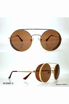 Дамски слънчеви очила Sandro Carsetti SC6987-2 с подарък луксозен калъф