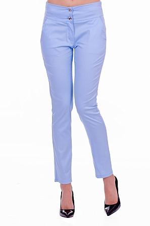 Памучен дамски панталон