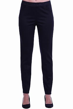 Стилен еластичен дамски панталон 8509