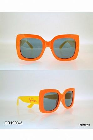 Детски слънчеви очила Graffito GR1903-3 с подарък детски калъф