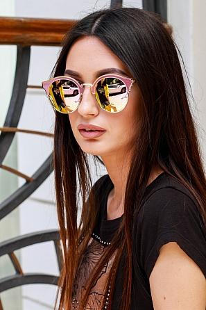 Дамски слънчеви очила Graffito GR20175-3 с подарък луксозен калъф