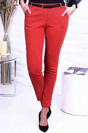 Еластичен дамски панталон на елипси 8741