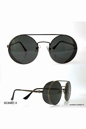 Дамски слънчеви очила Sandro Carsetti SC6987-3 с подарък луксозен калъф