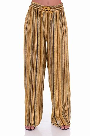 Панталон-пола в стилни шарки