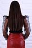 Елегантна дамска блуза с буфан ръкави