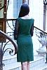 Елегантна дамска рокля с ефектни дантелени 3D ръкави
