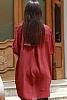 Ежедневна дамска блуза на дребно каре с къс ръкав