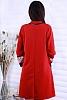 Дамска рокля с дантела и връзки с пайети в горната част