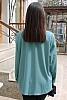 Пролетно едноцветно дамско сако с джобове